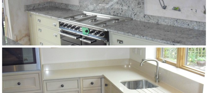 Granite and Quartz Worktops, What's The Difference?