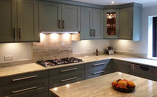 Quartz Worktops : Worktops by Cheshire Granite Worktops - Cheshire Granite Worktops