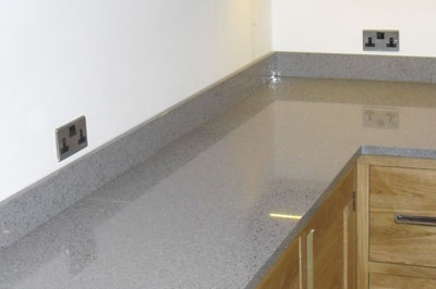 Upstands Cheshire Granite Worktops