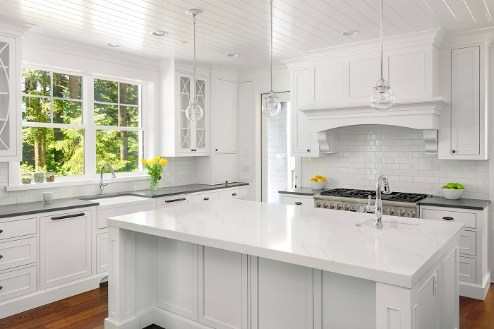 I M Dreaming Of A White Kitchen Cheshire Granite Worktops