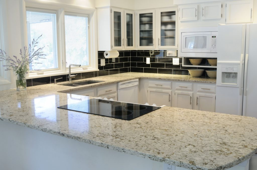 What's Granite and How Does It Differ From Marble for Kitchen Worktops?