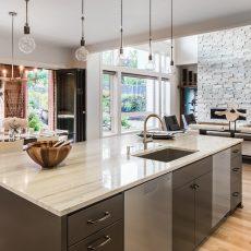 Gorgeous Granite Kitchen Worktops