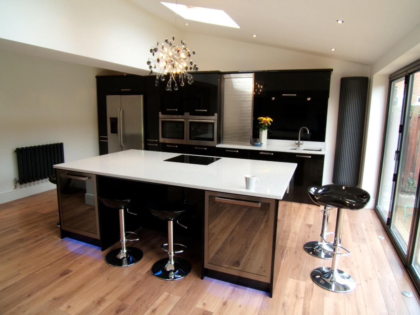 how a kitchen island can make the most of your home cheshire