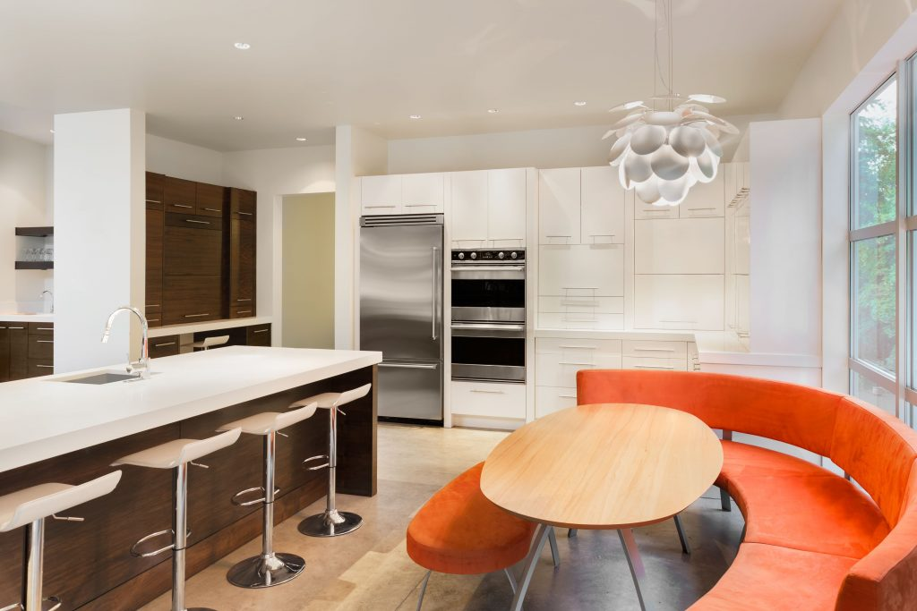 Kitchen Design Colours