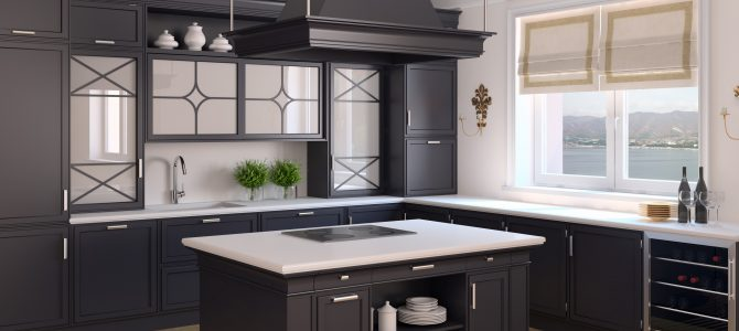 Traditional Style Kitchen Design with a Modern Twist