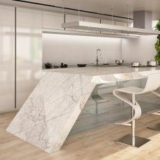 Wow-factor kitchen worktops