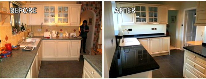 Before and After: A Knutsford Kitchen Makeover