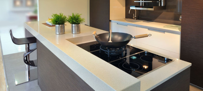 How to choose the right colour when selecting Granite or Quartz Worktops