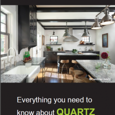 Everything you need to know about Quartz kitchen worktops