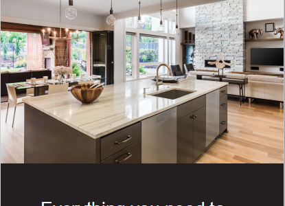 Everything you need to know about granite kitchen worktops