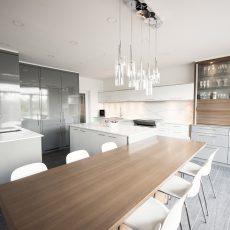 Kitchen Design Trend Report. Black Vs White